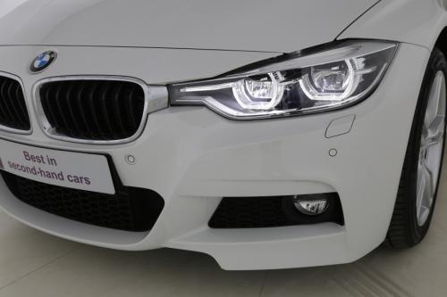 BMW 318 d AUTOMAAT + M-SPORTPACKET + ALCANTARA + WINTERBANDEN