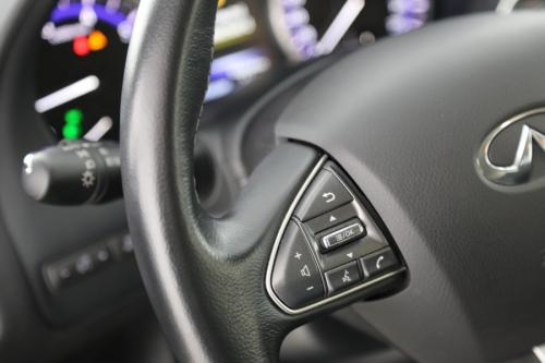 INFINITI Q50 2.2 D + GPS + AIRCO + CRUISE + CAMERA + PDC + ALU 17