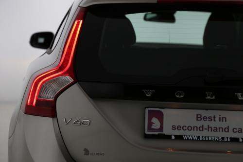 VOLVO V60 KINETIC 1.6 D2 + AUTOMAAT + AIRCO + CRUISE + PDC + ALU 16