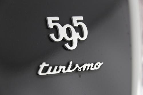 ABARTH 500 AUTOMAAT + 595 TURISMO + ALU 17