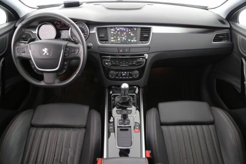 PEUGEOT 508 SW 2.0 HDI RXH AUTOMAAT + GPS + LEDER + PANO + CAMERA