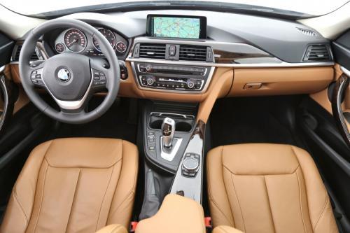 BMW 320 d Gran Turismo AUTOMAAT + PANO + XENON + GPS + LEDER