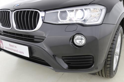 BMW X3 xDrive20dA + GPS + LEDER + XENON + CAMERA + PDC