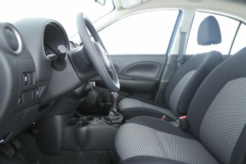NISSAN Micra 1.2 BENZINE + AIRCO + RADIO/CD + MP3