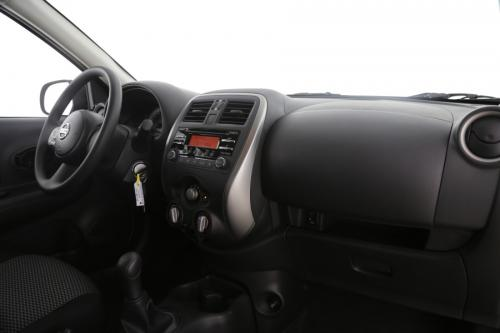 NISSAN Micra 1.2 BENZINE + AIRCO + BLUETOOTH + MP3