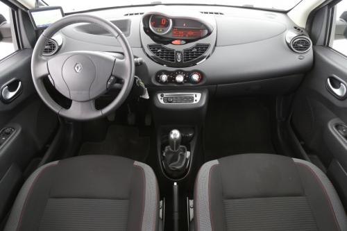 RENAULT Twingo EXCEPTION 1.5 DCI + GPS + AIRCO + CRUISE