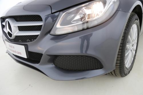 MERCEDES-BENZ C 220 CDI BREAK + GPS + LEDER + ALU 16 + LED + PDC