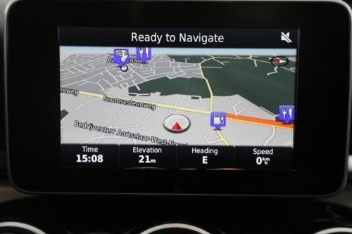 MERCEDES-BENZ C 220 CDI + GPS + LEDER + PDC + LED + ALU