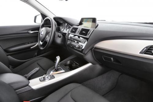 BMW 118 d AUTOMAAT + GPS + CRUISE + ALU 17 + PDC + LED