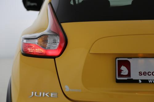 NISSAN Juke 1.5 DCI + AIRCO + GPS + CRUISE