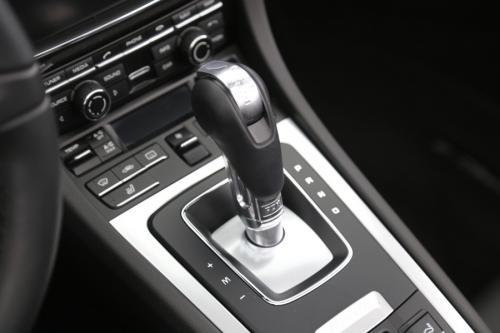 PORSCHE Boxster 2.7i + AUTOMAAT + GPS + LEDER + XENON + ALU 18