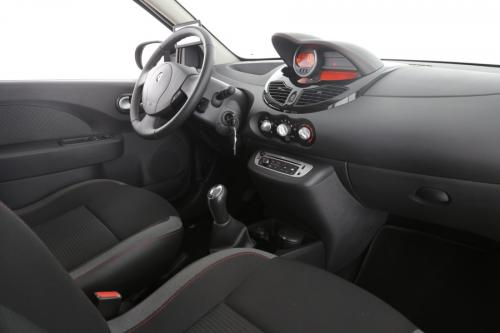 RENAULT Twingo EXCEPTION ECO 1.5 DCI + GPS + AIRCO + CRUISE