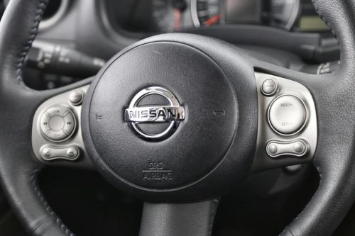 NISSAN Micra 1.2 N-Tec  + ALU +  GPS +  PDC + BLUETOOTH