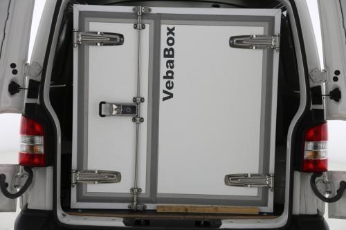 VOLKSWAGEN Transporter T5 2.0 TDI KOELWAGEN VebaBox inbouw