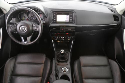 MAZDA CX-5 SPORT 2.2 SKYACTIV-D 4WD + GPS +LEDER+ CRUISE+CAMERA