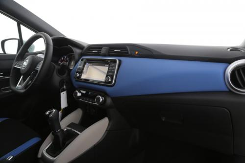 NISSAN NEW MICRA 1.5 DCI N-CONNECTA + Premium Tech Pack + Interior Pack Blue
