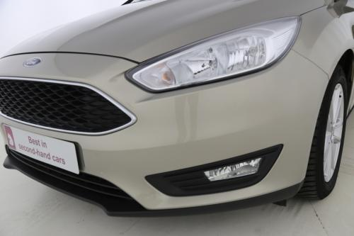 FORD Focus CLIPPER 1.6 TDCI + GPS +CRUISE + AIRCO + PDC + ALU 16