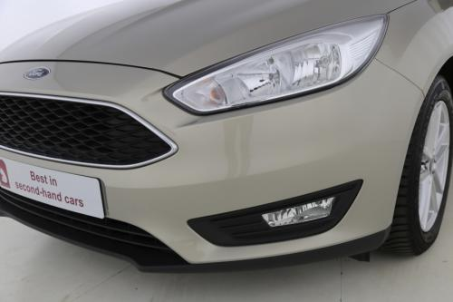 FORD Focus CLIPPER 1.6 TDCI + GPS + CRUISE + PDC + ALU 16
