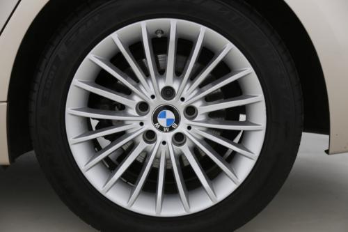 BMW 318 D TOURING + AUTOMAAT + GPS + LEDER + CRUISE + TREKHAAK