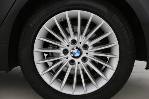 BMW 318 D TOURING + AUTOMAAT + GPS + LEDER + CRUISE + PDC + ALU 17