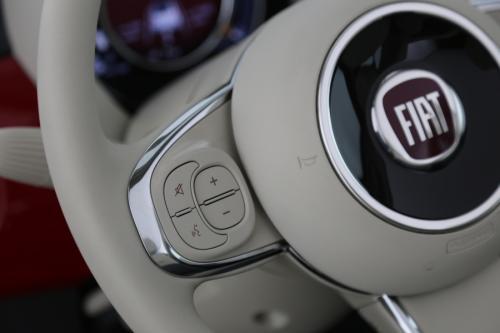 FIAT 500C 1.2i LOUNGE + GPS + PDC + ALU + AIRCO