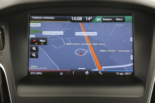 FORD Focus 1.6 TDCI + GPS +AIRCO + CRUISE + PDC + ALU 16