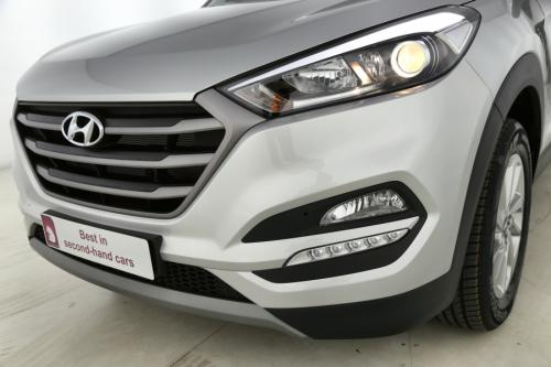 HYUNDAI Tucson 1.6 GDI + GPS + CAMERA + CRUISE + LED + ALU 17