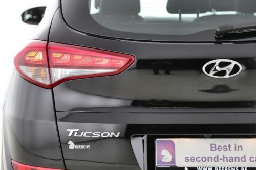 HYUNDAI Tucson | HITLIST | 1.6 GDI + GPS + CAMERA + CRUISE + LED + ALU 17