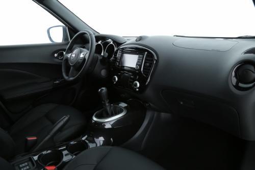 NISSAN Juke 1.2 DIG-T + GPS + LEDER + PANO + CRUISE