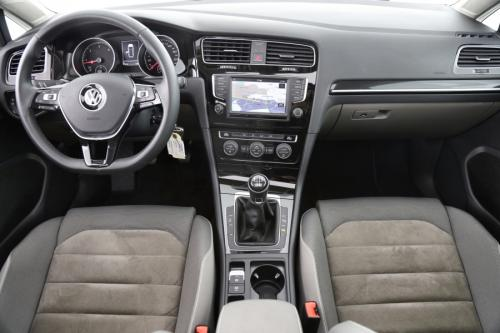 VOLKSWAGEN Golf Variant HIGHLINE BMT  1.6 TDI + GPS + CRUISE +PDC