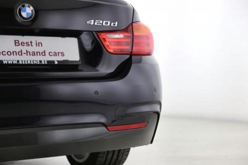BMW 420 dA Gran Coupe + M-SPORTPACKET + SCHUIFDAK + ALU 18