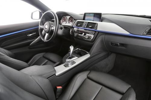BMW 420 dA Coupe M Sport + GPS + LEDER + XENON + PDC + ALU 19