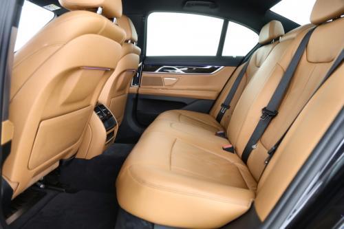 BMW 730 dA Limousine + GPS + LEDER + CAMERA + PDC