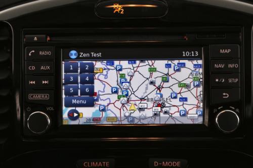 NISSAN Juke BUSINESS EDITION 1.5 DCI + GPS + CRUISE + CAMERA+ALU 17