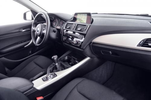 BMW 118 i + M-SPORTSTOURER + GPS + CRUISE + AIRCO + PDC + ALU 16