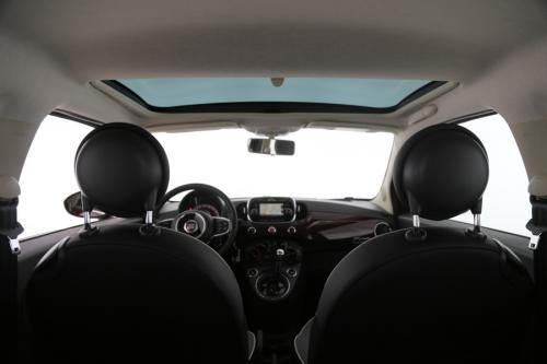FIAT 500 1.2B A/T + GPS + PANO DAK + PDC + ALU + AIRCO