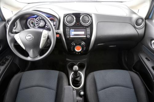 NISSAN Note 1.2 BENZINE + AIRCO + GPS + CRUISE + AVM