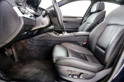 BMW 520 D + AUTOMAAT + GPS + LEDER + CRUISE + CAMERA + ALU 18