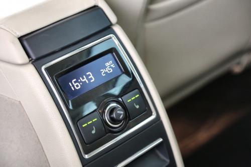 SKODA Superb COMBI GREENLINE 1.6 TDI + GPS + LEDER + CRUISE + PDC