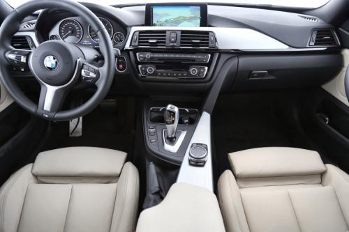 BMW 418 dA GRAN COUPE + M-PACK + LEDER + GPS + PDC + XENON