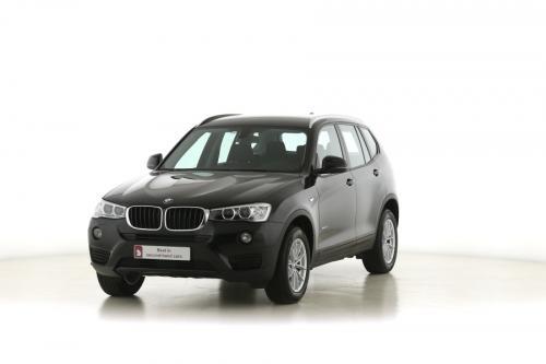 BMW X3 xDrive20d | Navigation | PDC | Interior Rr Vw Mirror W Anti-dazzle | Sports Leather Steering Wheel | Rain Sensor | Roof Rails Aluminium | Repair Inclusive 3/200