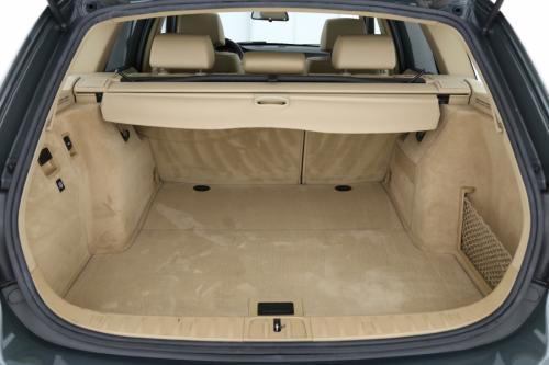 BMW 318 D TOURING + AUTOMAAT + LEDER + PANO + TREKHAAK
