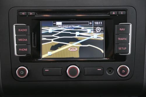 VOLKSWAGEN Touran TRENDLINE BMT 1.6 TDI + GPS + AIRCO + CRUISE