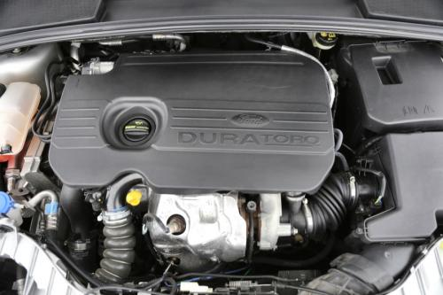 FORD Focus BUSINESS CLASE 1.5 TDCI + GPS + CRUISE + AIRCO + PDC