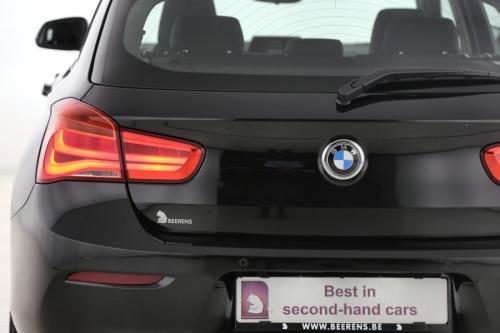 BMW 116 i + GPS + FULL LED + M-SPORTSTUUR + ALU 16 + PDC