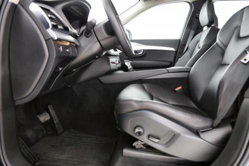 VOLVO XC90 2.0 D5 AWD Geartronic + 7 PL + GPS + LEDER + ALU 19 + LED
