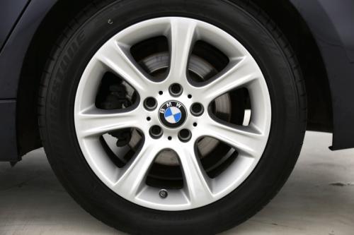 BMW 318 D TOURING + GPS + CRUISE + AIRCO + CAMERA  + PDC + ALU 17