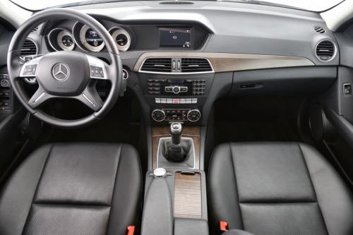 MERCEDES-BENZ C 180 BREAK ELEGANCE CDI + GPS + LEDER + TREKHAAK