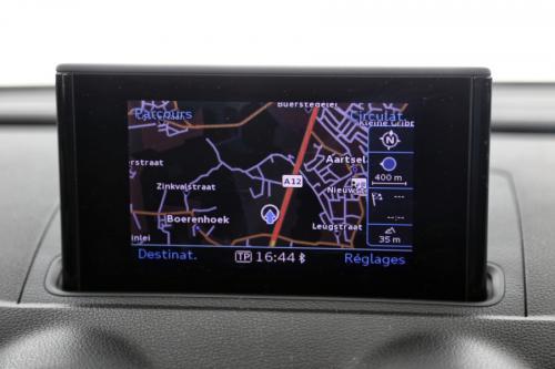 AUDI A3 SPORTBACK ATTRACTION 1.6 TDI + GPS + AIRCO + PDC + ALU 16