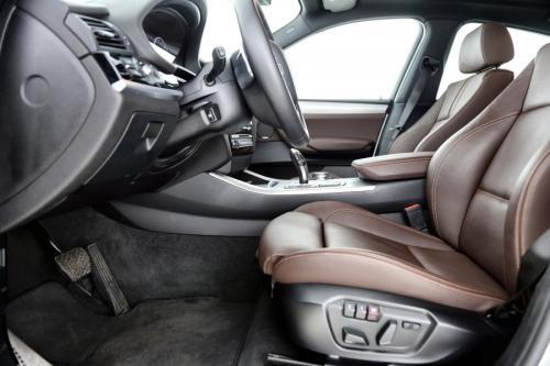 BMW X4 xDrive20dA + GPS + LEDER + CRUISE + PDC + TREKHAAK +ALU 19